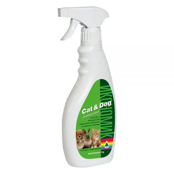 Cat & Dog - еко препарати