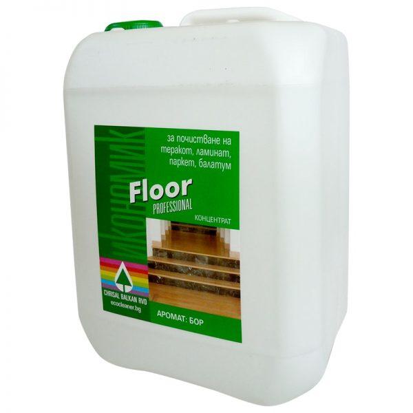 Препарат за почистване на подови настилки - 5 литра