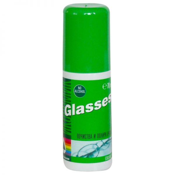 Glasses - За почистване на диоптрични и слънчеви очила
