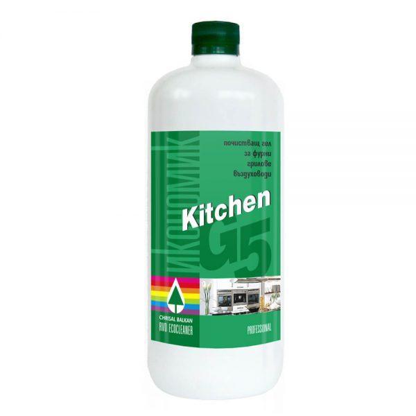 Еко почистващ препарат Kitchen 1L