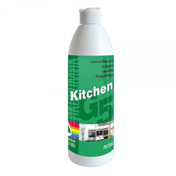 Еко почистващ препарат Kitchen 500 ml