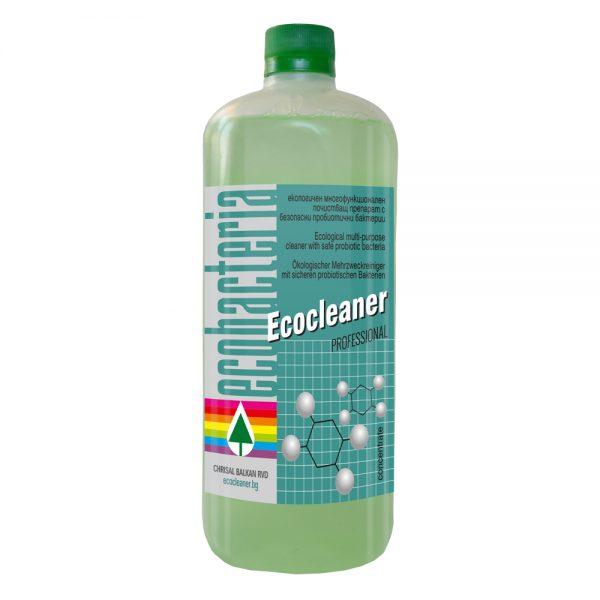 Безвредни почистващи препарати от Ecocleaner - 1 литър