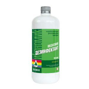 Дезинфектант 1 литър -широкоспектърен за всички повърхности