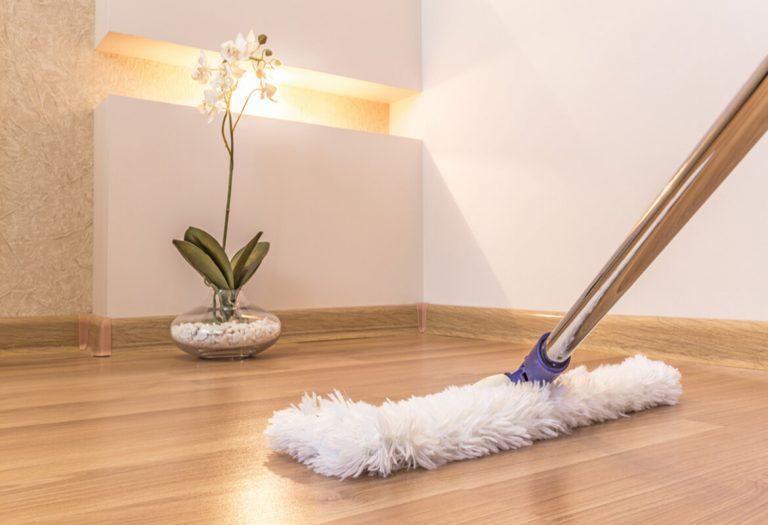 Почистване на подови настилки - Ecocleaner