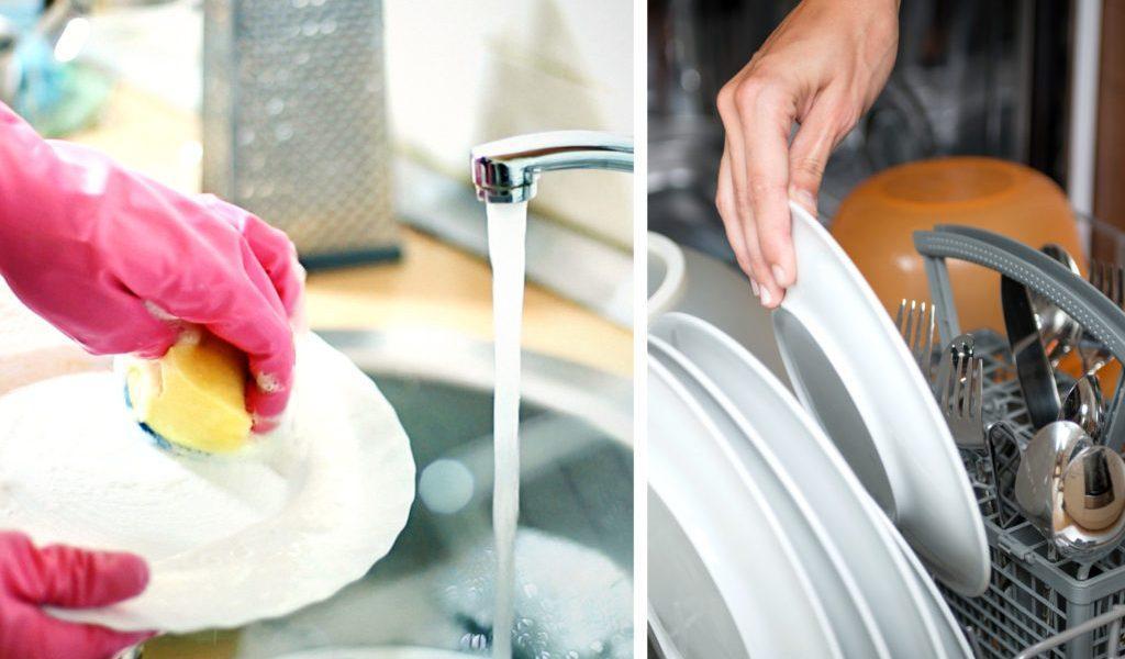 С грижа към посудата - Ecocleaner