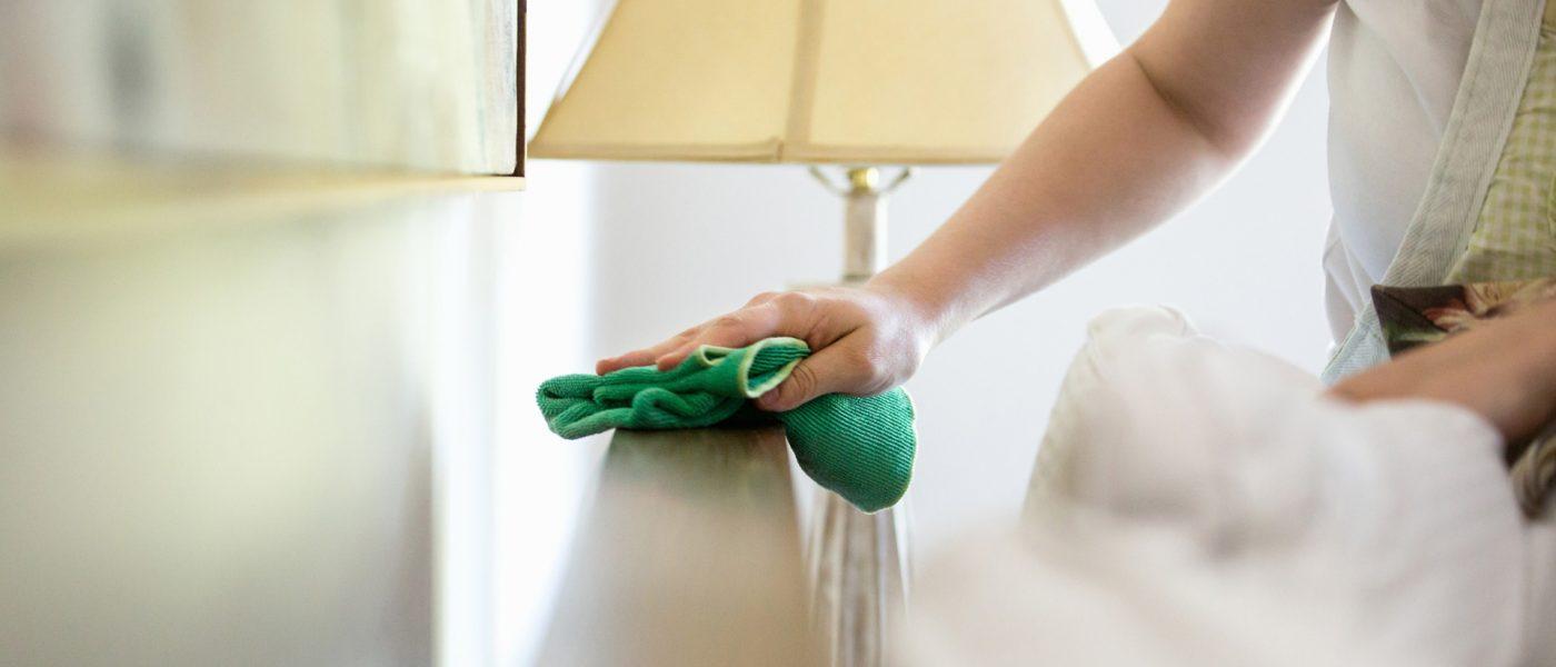 Ефективно почистване на дома