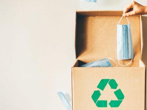 Могат ли маските за еднократна употреба да се рециклират?