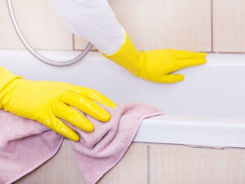 Интересни факти за почистващите препарати за баня